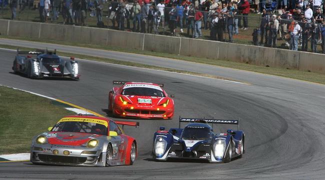 """""""Маленький Ле Ман-2011"""", лучшими представителями Porsche всю гонку была американская команда """"Летающие ящерицы"""""""