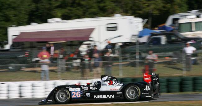 """""""Маленький Ле Ман-2011"""", но Чемпионом досрочно стала французская команда Signatech Nissan №26"""
