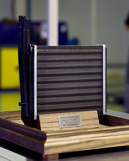 Компания LUZAR открыла завод по производству радиаторов