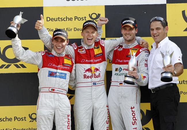 DTM: Томчик - Чемпион 2011!
