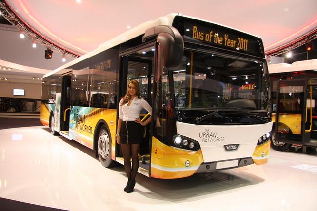 Конкурс Сoach of the Year («Туристический автобус года»)