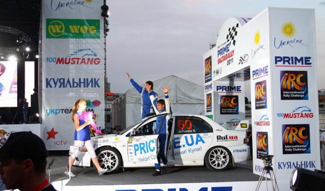 Благодаря своей победе в Ялта-Ралли с Сергеем Перцем, его штурман Денис Малов сохраняет шансы на чемпионство в зачете вторых пилотов