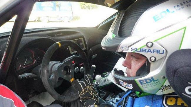 Утром Subaru Хайдена Пэддона просто отказалась заводиться, к счастью для него новозеландец досрочно оформил чемпионский титул в P-WRC