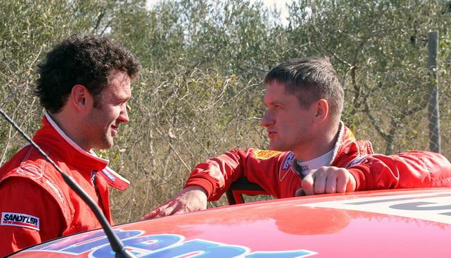 После его аварии в Австралии, цель у Кикирешко, как и у идущего 3-м в зачете P-WRC Горбаня, тем более после пятничных аварий, была одна - финишировать