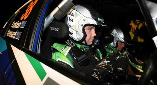 Хайдену Пэддону уже не о чем волноваться - с четврбмя победами он досрочно стал Чемпионом Мира в зачете P-WRC