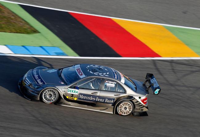 DTM: гол престижа от Mercedes