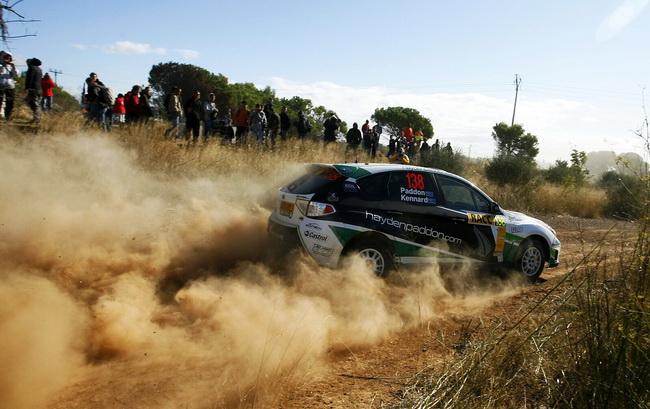 Новоиспеченный Чемпион P-WRC Хайден Пэддон смог отведать испанский грунт только на шейкдауне, зато потом выиграл 9 из 12 асфальтовых СУ!