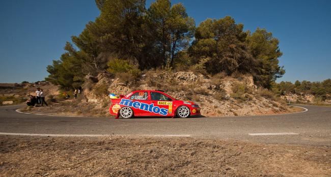 В воскресенье Александр Салюк младший продемонстировал не только скорость, но и стабильность, поднявшись за два дня с 11-го на итоговое 5-е место в P-WRC