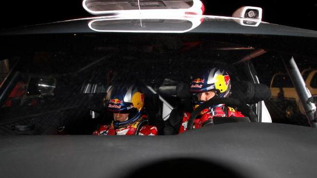 """Похоже, Фортуна поменяла свое предпочтение в паре """"Себов"""" - за всего одну гонку, причем решающую, у Ожье случилось сразу два прокола и отказ двигателя!"""