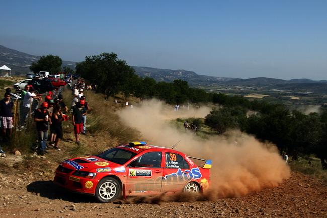 WRC: Mentos Ascania Racing стартует в Италии