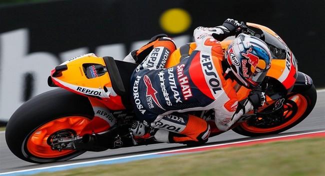Хорхе Лоренсо - досрочно чемпион MotoGP 2012
