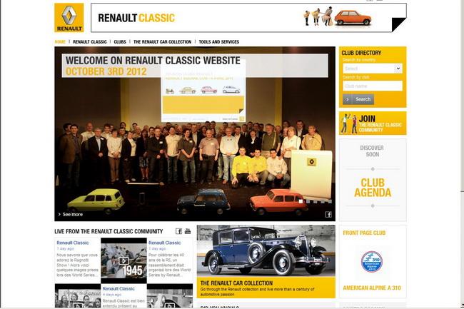 Renaul Classic