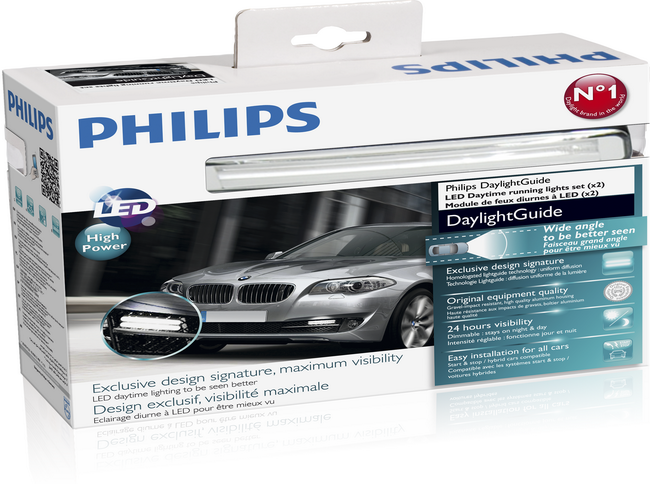 Светодиодные ДХО Philips