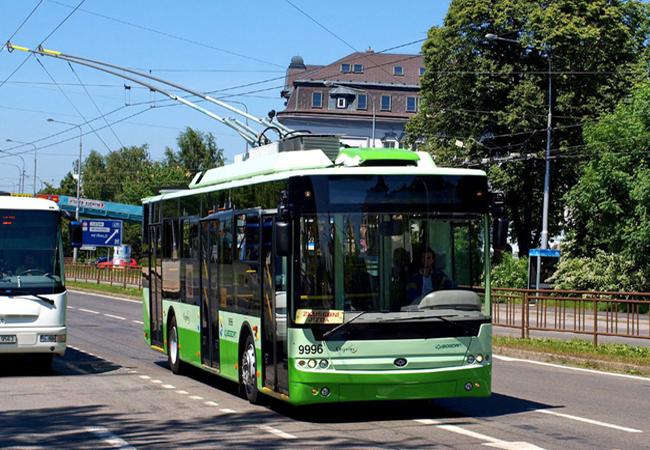 Общественный транспорт Киева обновят