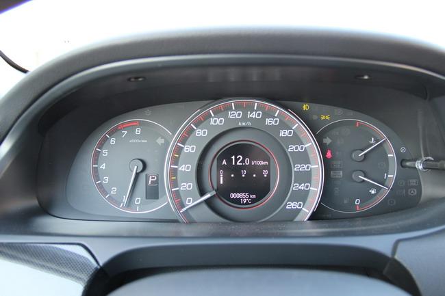 Новая Honda Accord