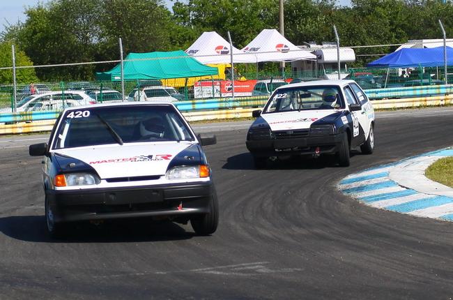 Автодром Чайка примет последние кольцевые автогонки сезона