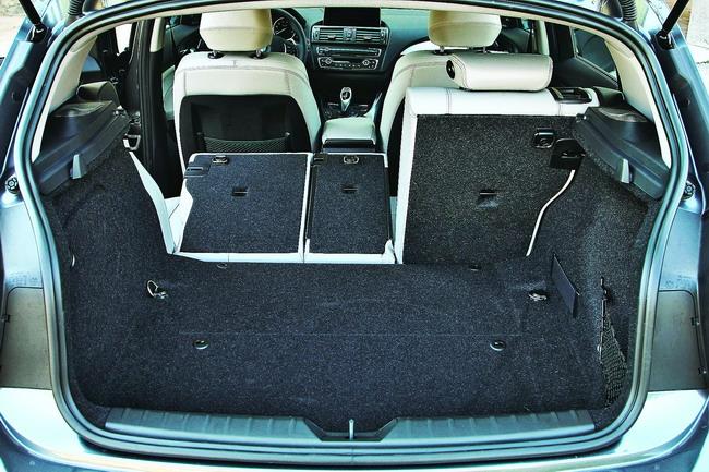 BMW 125i и Mercedes A250