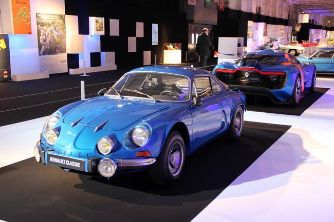 Renault Classic на Парижском автосалоне 2012