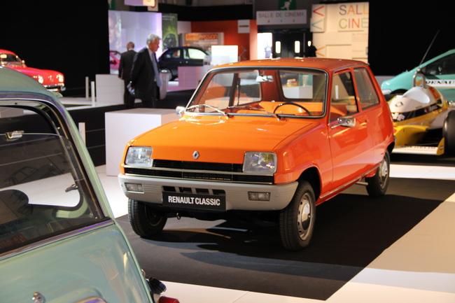 Renault Classic на Парижском автосалоне