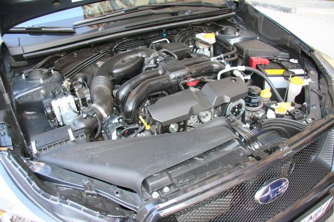 Тест-драйв новой Subaru Impreza