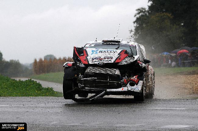 Себастьян Лоэб и Citroen Racing
