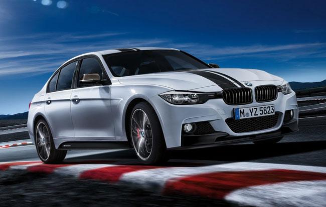Продажи концерна BMW