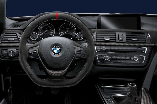 Пакет BMW M Performance: модели BMW 3-series
