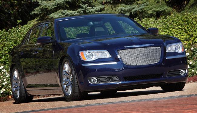 Выставка тюнинга SEMA 2012: Chrysler 300 «Luxury»