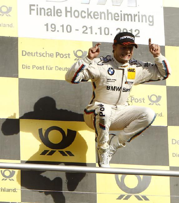 Бруно Спенглер победил в кузовном чемпионате DTM-2012