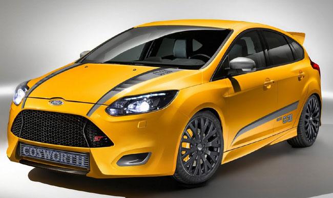концепт Ford Focus ST от M&J team