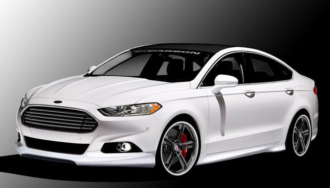 шоу-кар Ford Fusion для SEMA