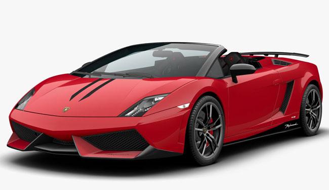 Lamborghini Gallardo LP570-4 Spyder Superleggera Edizione Tecnica