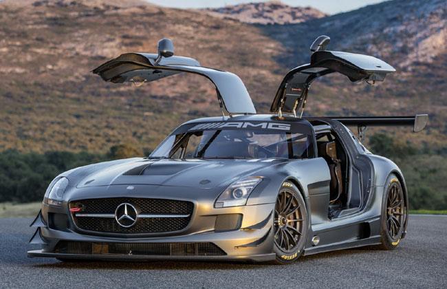 Mercedes SLS AMG GT3 «45th Anniversary»