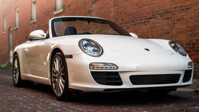 новый Porsche Centro 911