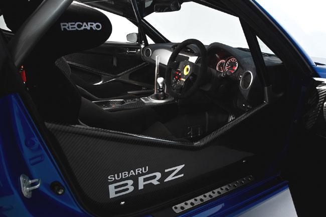 Subaru BRZ Motorsport Project