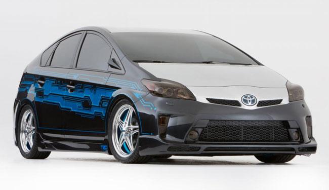 концепт Toyota для SEMA