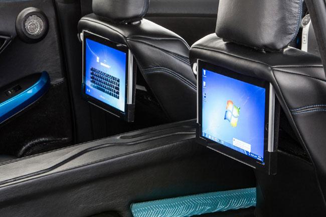 концепт Toyota для SEMA 2012