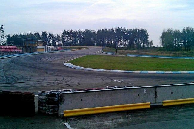 Чемпионат Украины по шоссейно-кольцевым мотогонкам