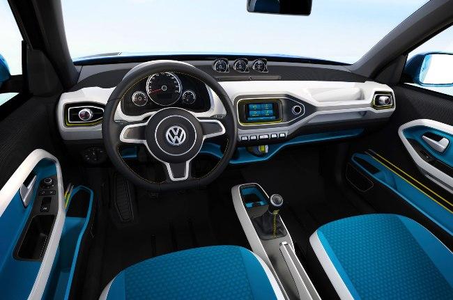компактный кроссовер Volkswagen Taigun