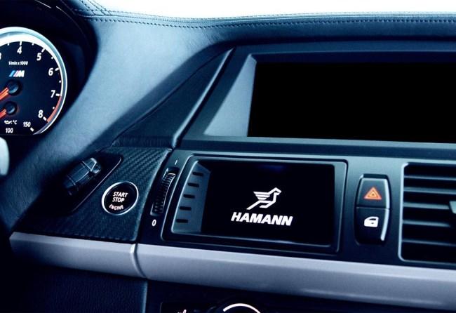 Новый OLED-дисплей для BMW X6