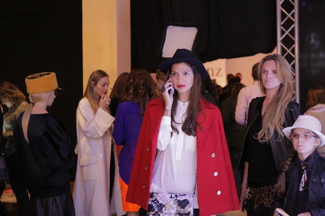 Международная неделя моды Mercedes-Benz Kiev Fashion Days S/S 2014