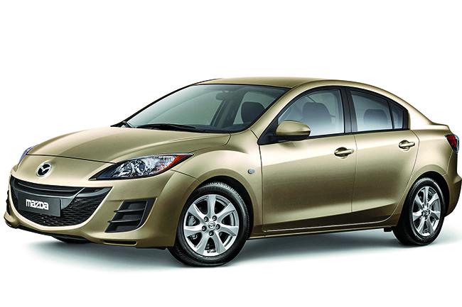 Mazda 323/Mazda3
