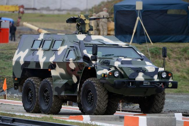 первый современный российский танк