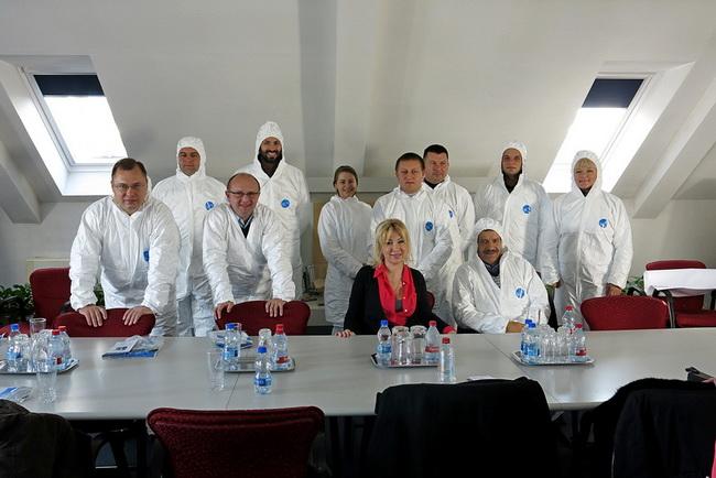 «МОЛ Украина» показала украинским потребителям свой завод