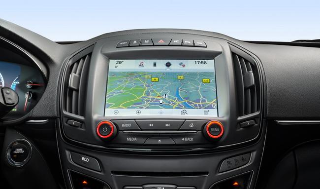 Тест-драйв нового Opel Insignia состоялся в Германии