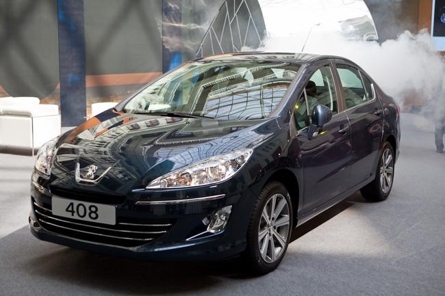 продажи PSA Peugeot Citroen в Украине