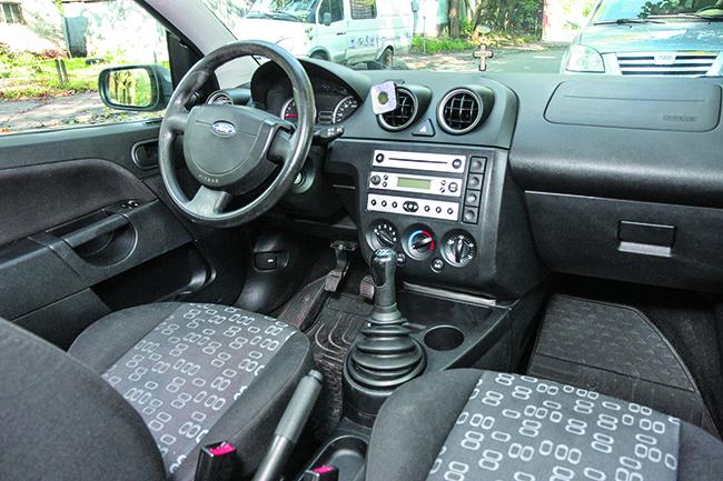 Сравнительный тест Ford Fiesta - Seat Ibiza