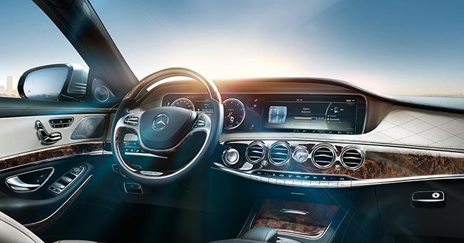 Новый Mercedes S-класса уже доступен в Автоцентре на Московском
