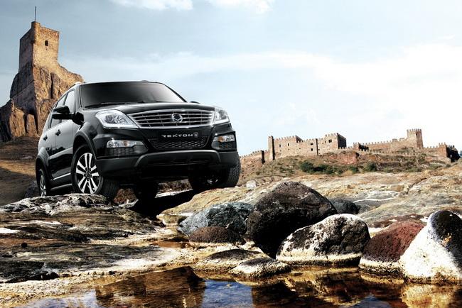 Продажи автомобилей SsangYong выросли