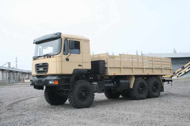 КрАЗ В12.2МЕХ «Сержант»